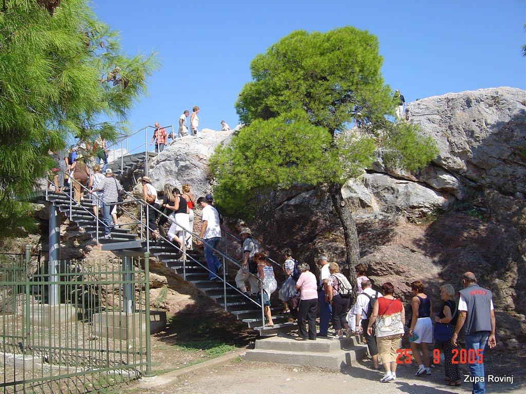 Stopama sv. Pavla po Grčkoj 2005 - DSC05474.JPG