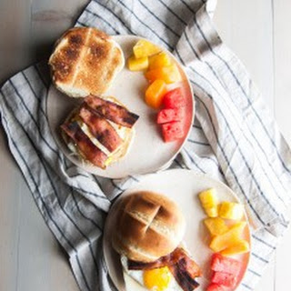 10 Minute Breakfast Sandwiches
