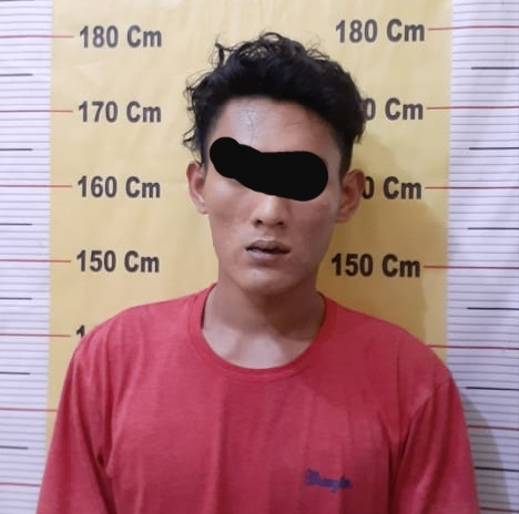 Terduga Kurir Sabu Tertangkap, 0,47 Gram Diamankan Sat Narkoba Polres Sergai