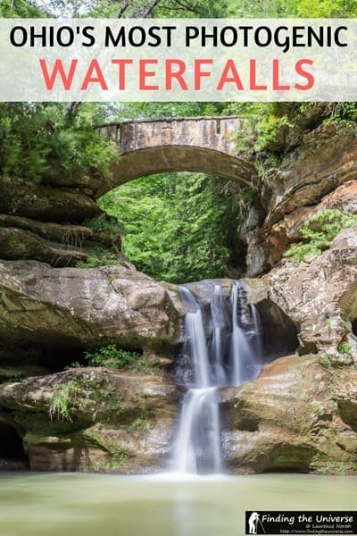 A guide to the most photogenic waterfalls in Ohio, plus tips and advice on taking waterfall photos