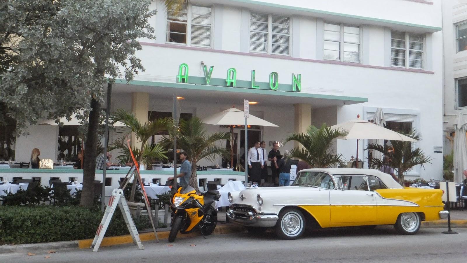 Avalon, Ocean Drive, Miami Beach, SoBe, Florida, Elisa N, Blog de Viajes, Lifestyle, Travel
