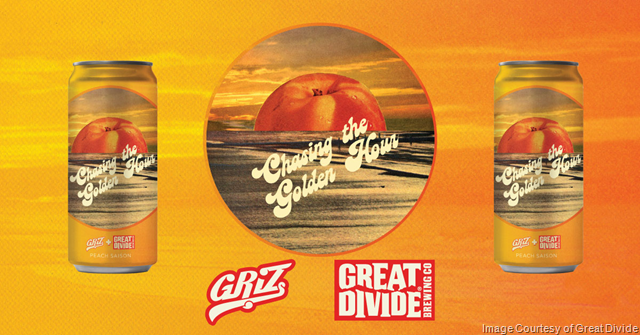 Great Divide Collaborates With DJ and Producer GRiZ On 2nd Beer