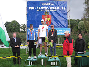 XXII Biegi Przełajowe w 67 rocznicę wywiezienia mieszkańców Włoch do Rzeszy (2011.09.08)