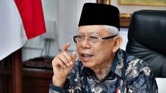 Wapres Berharap Sertifikat Halal Indonesia Diterima Negara Lain