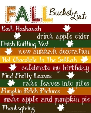 Fall-Bucket-List