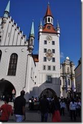 Marien platz Altes Rathaus