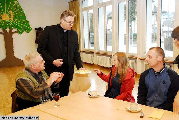 Msza Wielkanocna w Zuchwilu