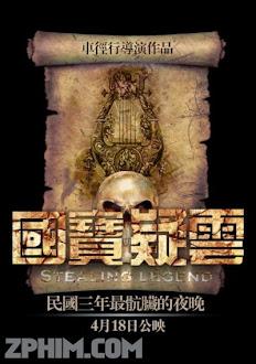 Kho Báu Đẫm Máu - Stealing Legend (2014) Poster
