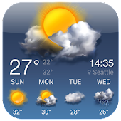 Free Local Weather Forecast Widget
