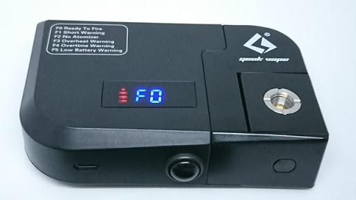 DSC 5366 thumb%255B2%255D - 【MOD】「GEEKVAPE 521 Tab Pro」(ギークベイプ521タブプロ)レビュー。521 TabがModになっちゃった!?超高速ドライバーン&オームメーターの決定版【電子タバコ/ビルド/VAPE】