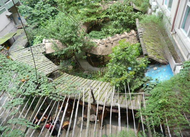 SIMS  hôtel à Chengdu