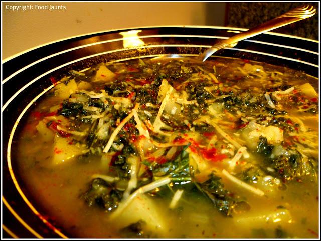 Caldo Verde – Green Soup