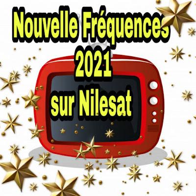 Nouvelles fréquences toutes les chaînes 2021 sur Nilesat avec les noms des canaux 2021