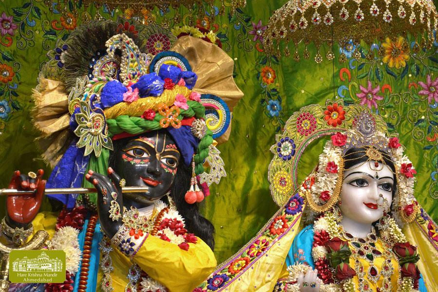 ISKCON Hare krishna mandir Ahmedabad 12 Dec 2016 (7)