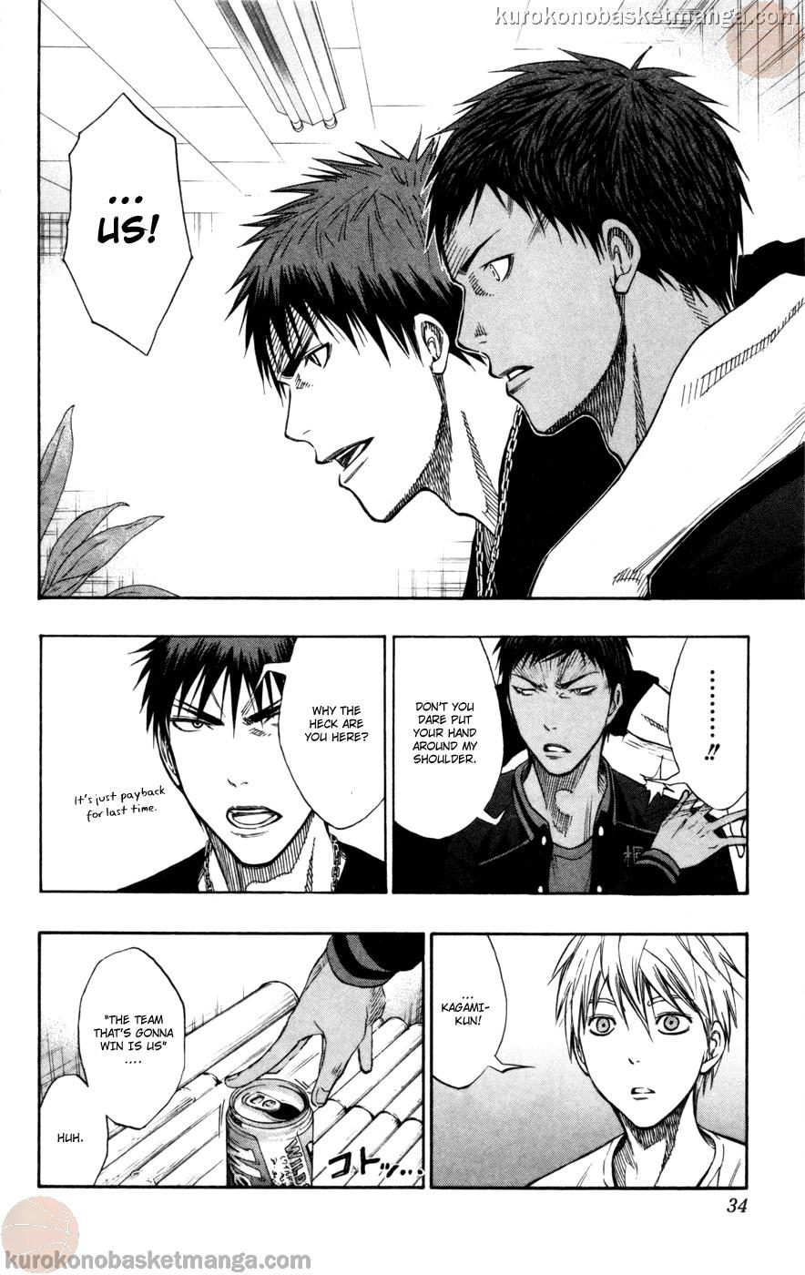 Kuroko no Basket Manga Chapter 110 - Image 08