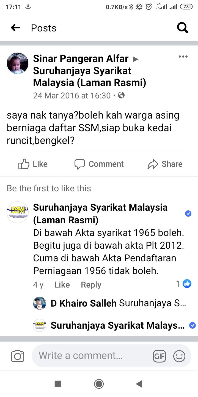 Mengapa Warga Asing Selamba Berniaga Di Malaysia Ini Dia Jawapannya