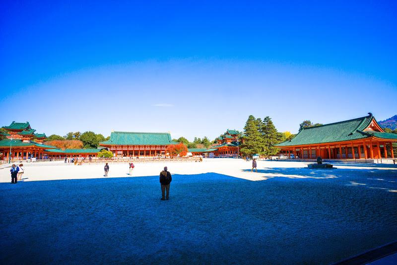 京都 平安神宮 写真6