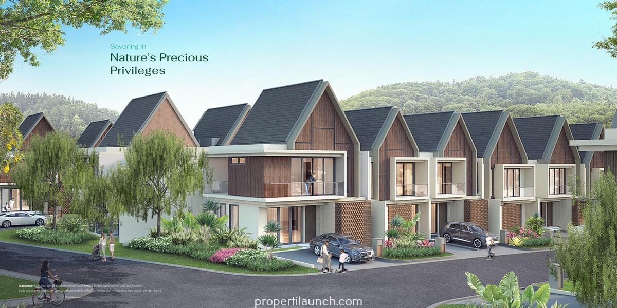 Cluster Pinewood Residence Summarecon Bogor
