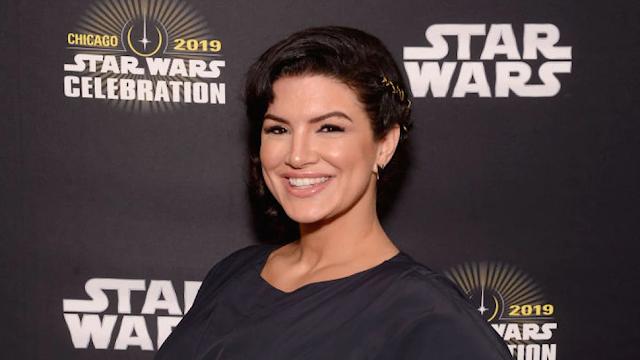 Hasbro Cancels Gina Carano 'Mandalorian' Toys After Actress Cut From Show: Report