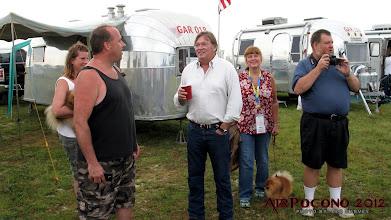 Photo: Gail G (GAR 119) and Joe F (FOD 080) join in.
