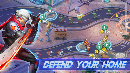How to hack Thor: Infinite Defense for android free