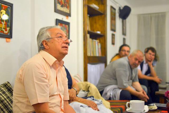 Seara literara - Editura Eikon lanseaza patru carti, La Vulturi (2014.09.03) 116