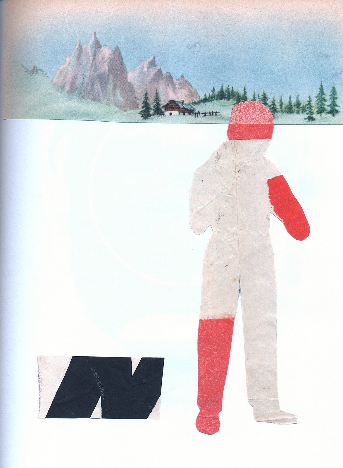 MATTHEW ROSE STUDIO: Gestalten's Cutting Edges: Contemporary Collage