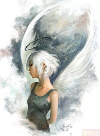 Mysterious Angel Lady, Angels 5