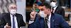 Flavio Bolsonaro leva Calheiros ao Conselho de Ética do Senado.