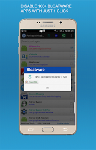 Package Disabler Pro Apk (Samsung) 4