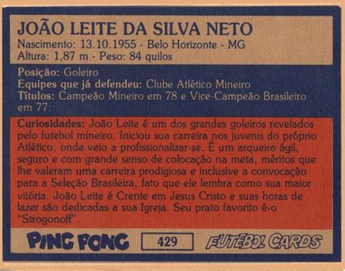 CAM (429) João Leite GL
