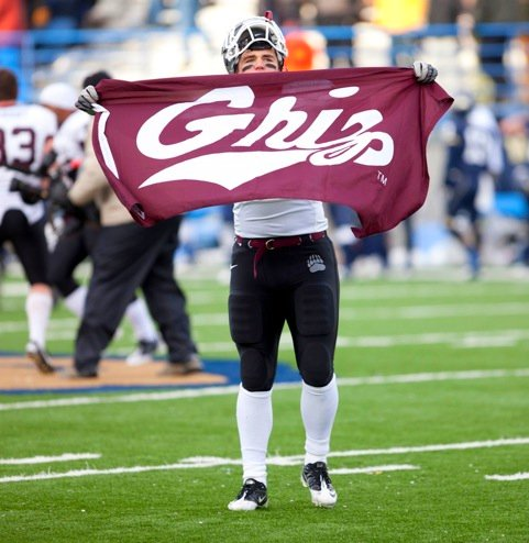 We ARE Griz Nation!  Photo by Patrick Record.