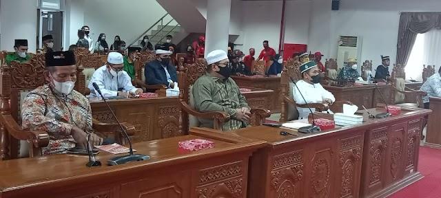 Ormas Islam Diundang DPRD Pulpis Bahas Perda Miras