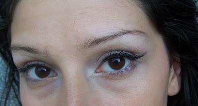 makijaż ślubny sztuczne rzęsy z naturalnych włosów kępki kreska liner Panorama LeSage Anna Grabowska makijaż ślub panna młoda