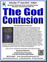 God Confusion 11 June 2016