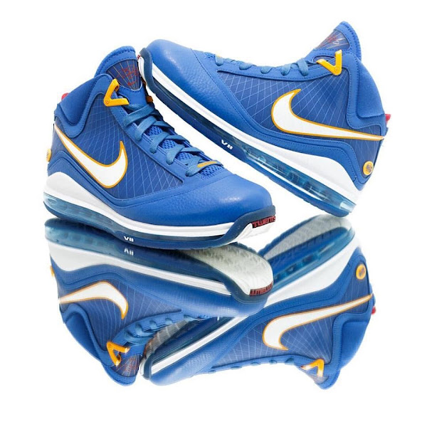 Unseen amp Unreleased Nike Air Max LeBron VII SUPERMAN