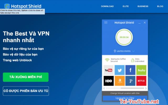 TOP 10 dịch vụ VPN miễn phí được tin dùng nhiều nhất 2016 + Hình 4