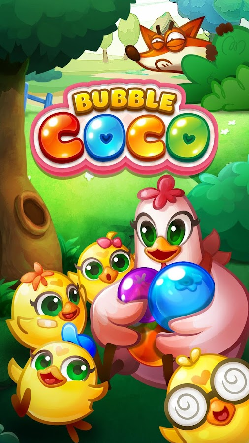 Bubble Coco Match 3 Shooter Android Apps On Google Play