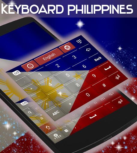 玩免費個人化APP|下載フィリピンのキーボード app不用錢|硬是要APP