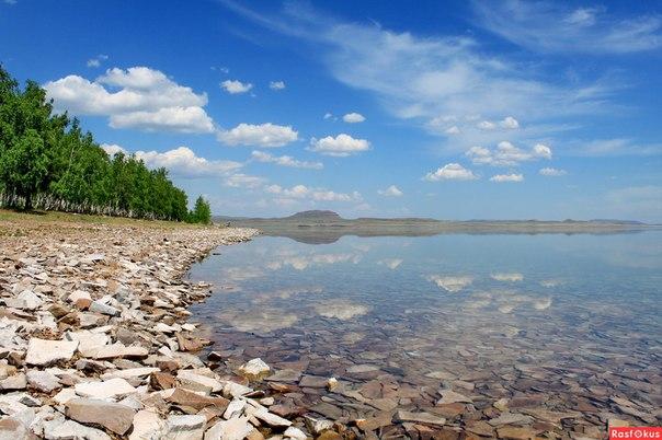 озеро белё хакасия