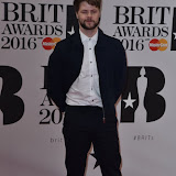 OIC - ENTSIMAGES.COM - Jay McGuiness at the  The BRIT Awards 2016 (BRITs) in London 24th February 2016.  Raymond Weil's  Official Watch and  Timing Partner for the BRIT Awards. Photo Mobis Photos/OIC 0203 174 1069