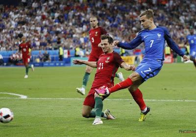Euro 2016: Griezmann et Renato Sanches honorés
