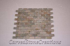 Bricks, Flooring, Flooring & Mosaics, Interior, Mosaic, Natural, Quartzite, Serengeti Gold, Stone, Tile