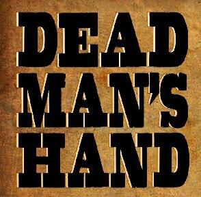 Dead man's hand logo