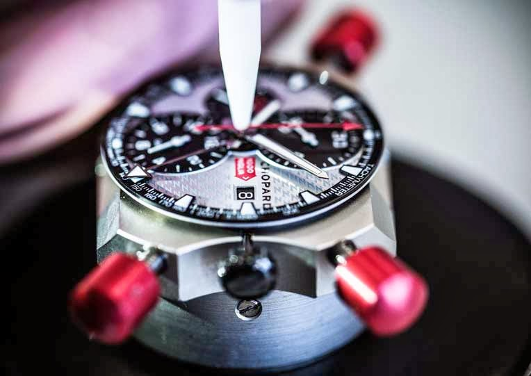 Chopard Mille Miglia Zagato Chronograph Movement