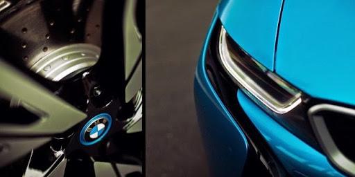 BMW i8 Protonic Blue: Đẹp ngỡ ngàng 10