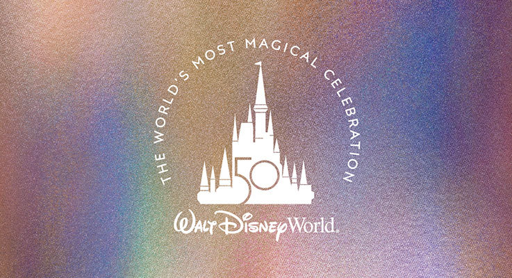 Disney World Sets a Date for its 50th Anniversary Celebrations