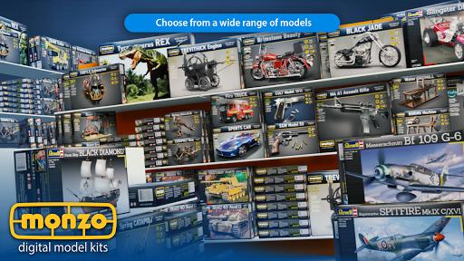 Download MONZO - Digital Model Builder 0.5.0 1