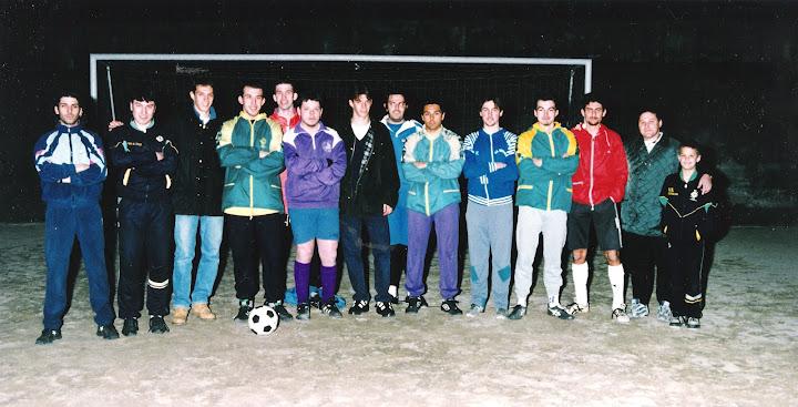 Durante l'allenamento svolto presso il campo sportivo di Borgo di Terzo il 19 febbraio 1998 la squadra ha ricevuto la visita dei gemelli Cristiano e Damiano Zenoni di Zandobbio (Bg) che attualmente giocano in serie A nelle file dell'Atalanta e fanno parte della Nazionale Italiana