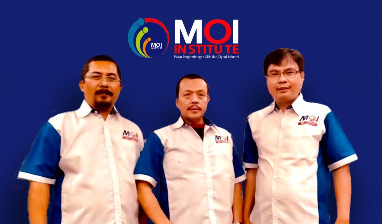 MOI Launching 'MOI Institute' Guna Tingkatkan Kompetensi SDM dan Digital Industri